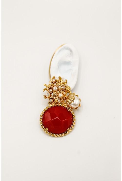 """Cercei """" La Haute Rouge Blanc"""""""